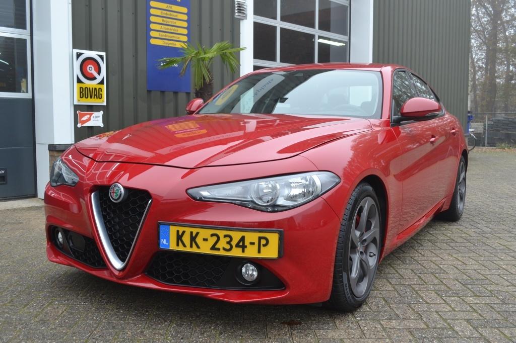 Alfa Romeo-Giulia