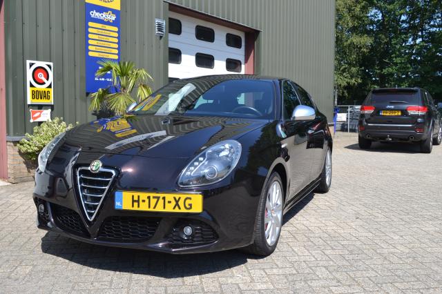 Alfa Romeo-Giulietta